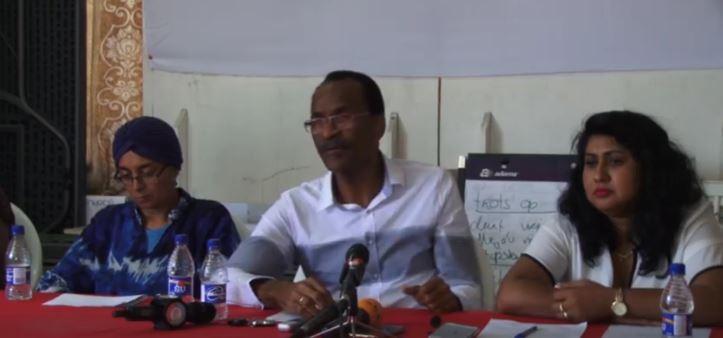actie Suriname