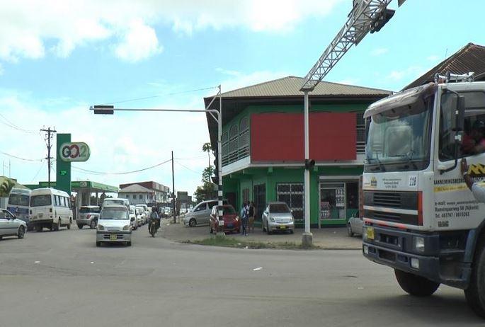 coesewijnestraat Paramaribo