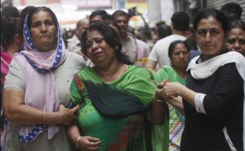 overleden India