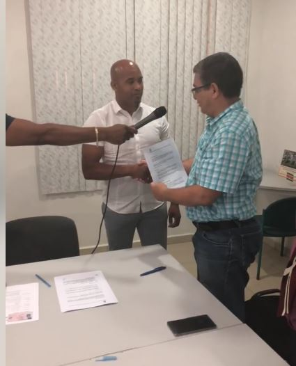 Dean Gorre Suriname