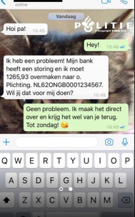 oplichting Nederland
