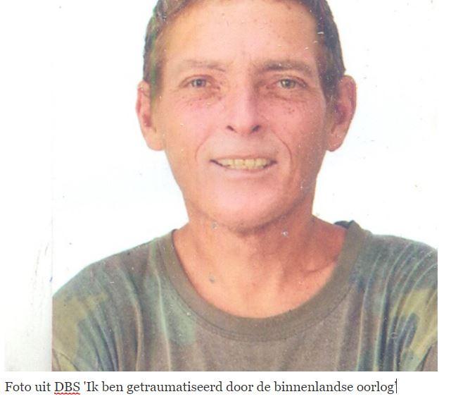 militair Suriname