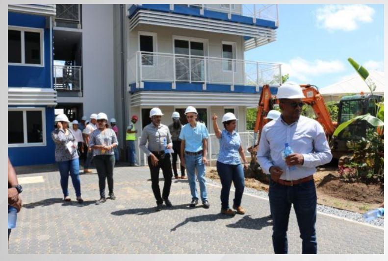 studenten Paramaribo