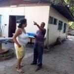 Diana en zonen in Suriname