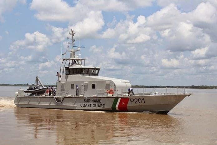 Suriname politie
