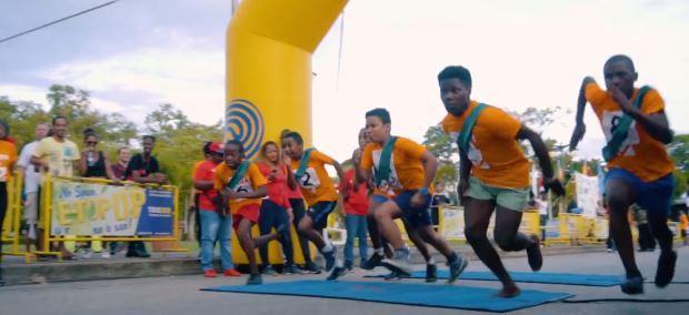marathon Suriname