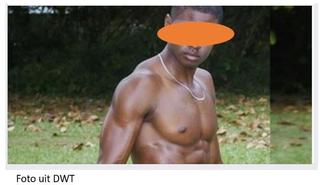 model Suriname