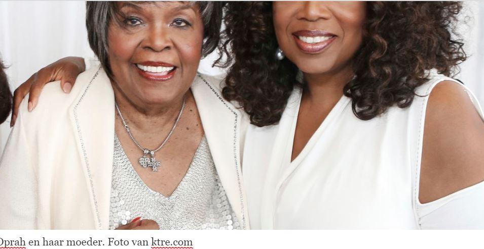 Oprah moeder