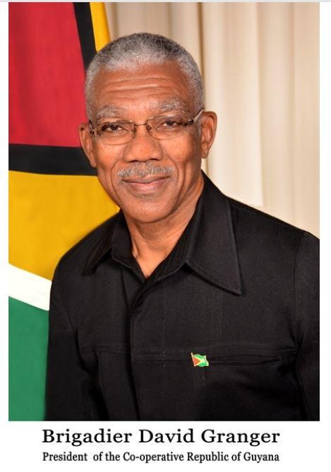 president Guyana