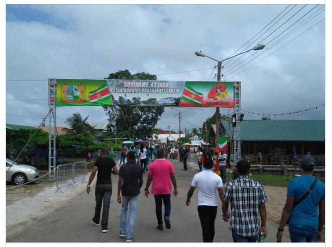 srefidensi Suriname