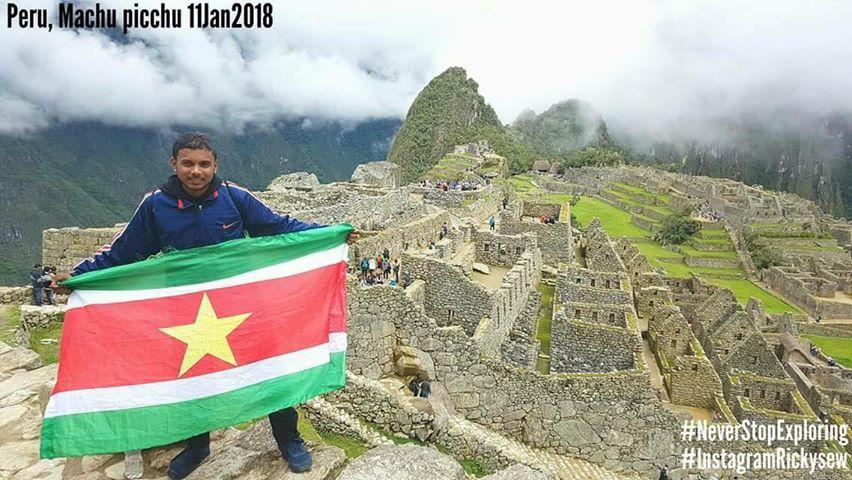 verjaardag Suriname Sewpersad
