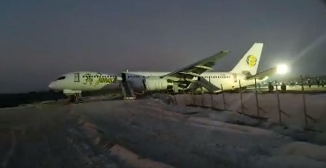 vliegtuig Guyana
