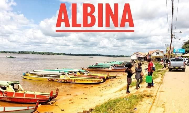 Suriname Albina