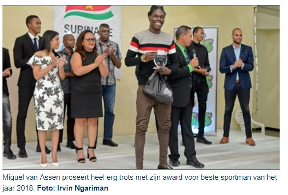 sport Suriname