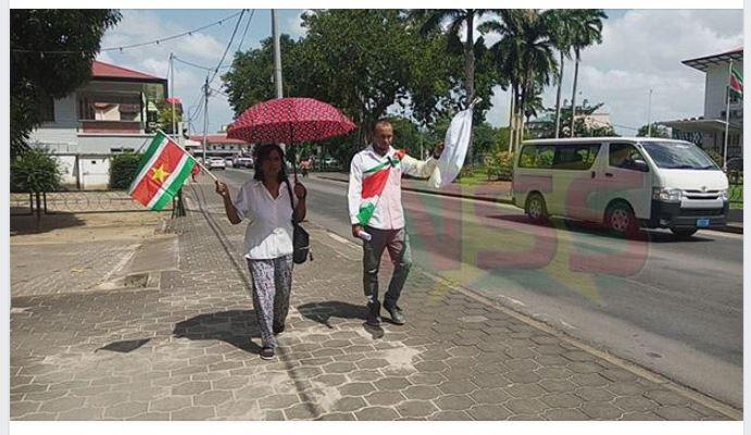 Belasting Suriname