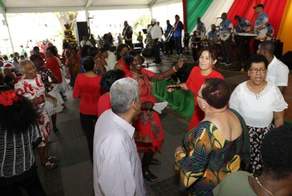 kerst Paramaribo