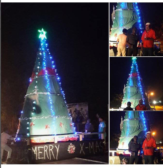 kerst Suriname