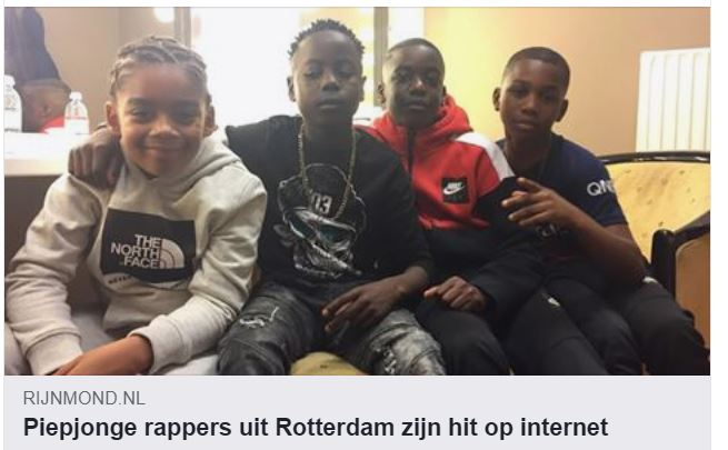 rappers Rotterdam