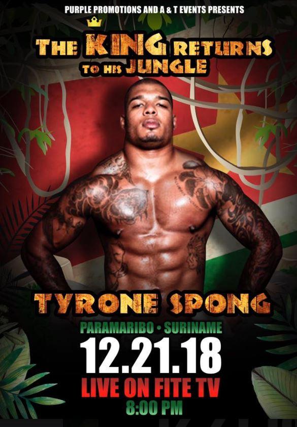 spong Suriname