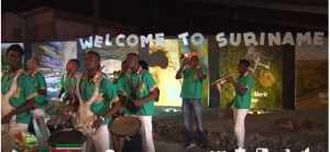 Suriname vakantie