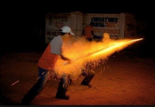 vuurwerk Suriname