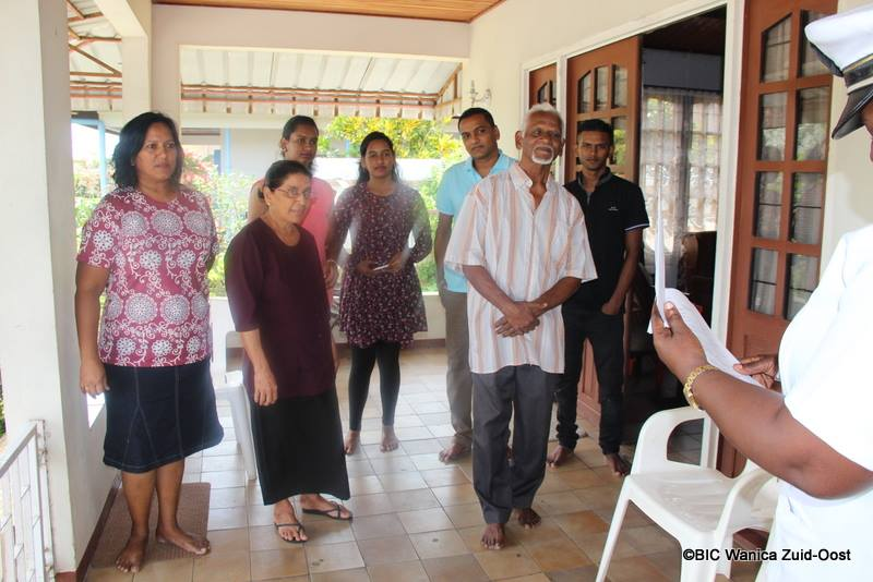 50 jaar getrouwd Suriname