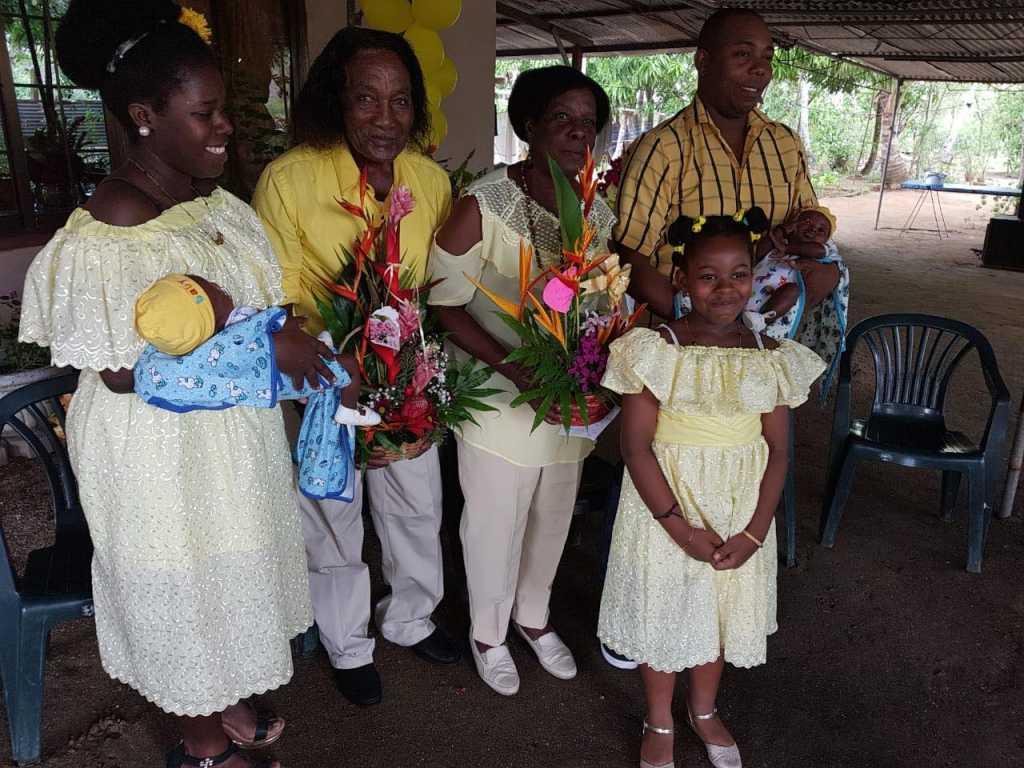 Getrouwd Coronie Suriname