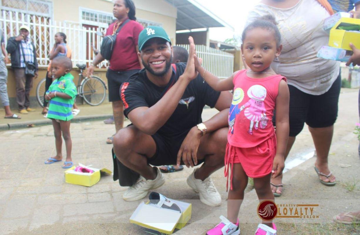 celebrity Suriname