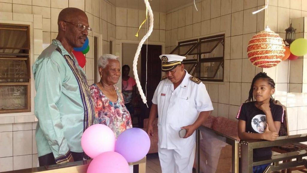 Getrouwd Suriname Coronie