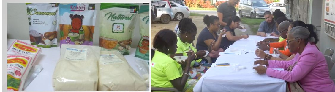 babyvoeding Suriname
