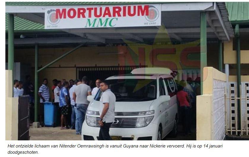 oemrawsingh overleden Suriname