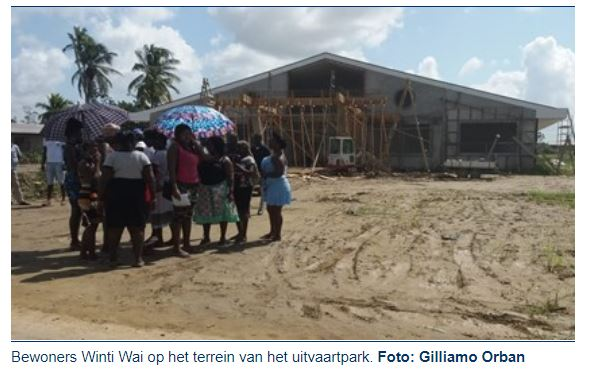 wintiwai Paramaribo