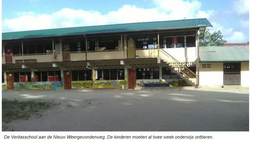 school Paramaribo