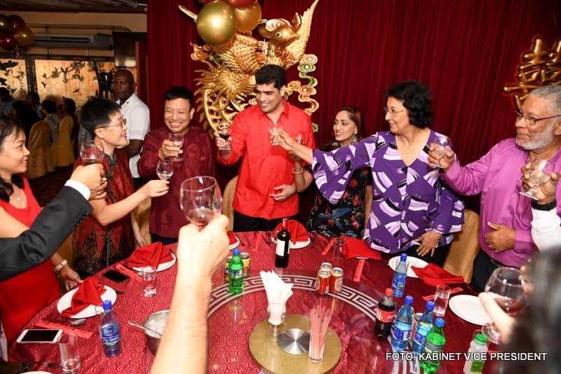 China Suriname