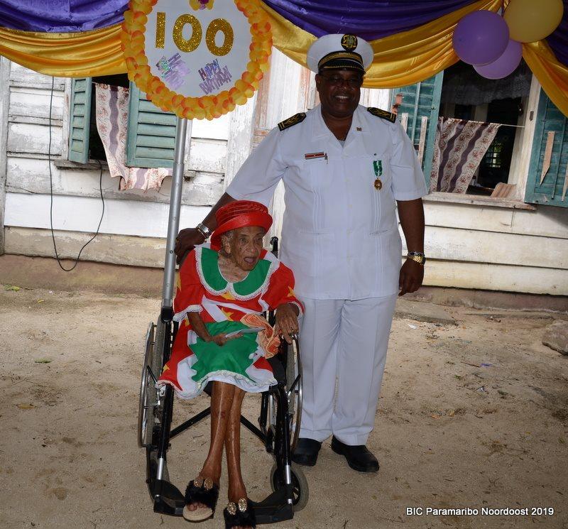 100 jaar Paramaribo