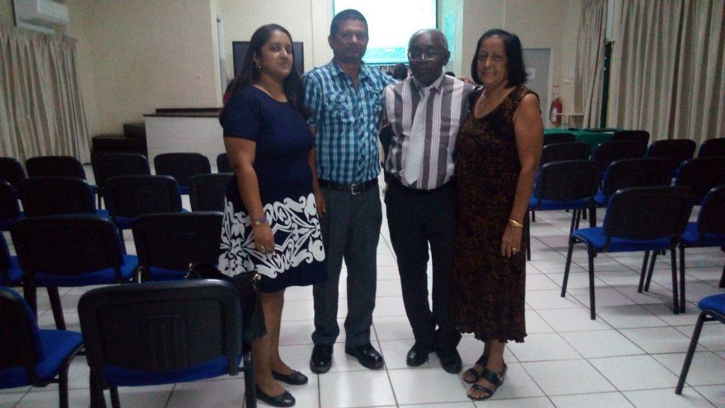 geslaagd Suriname