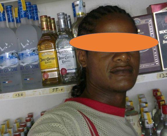 griffith gevangenis Suriname