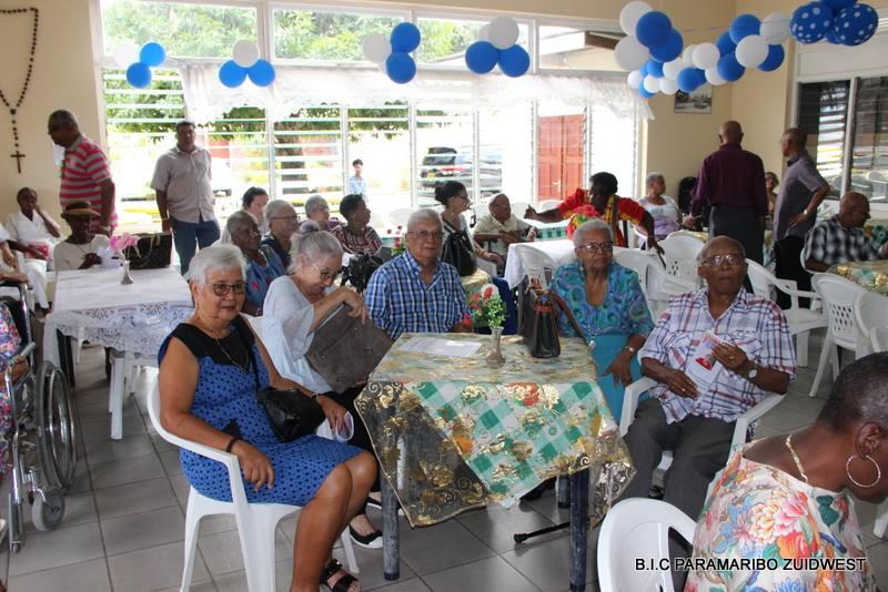 verjaardag Suriname Paramaribo
