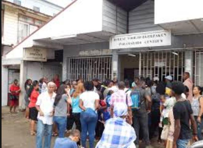 Suriname CBB