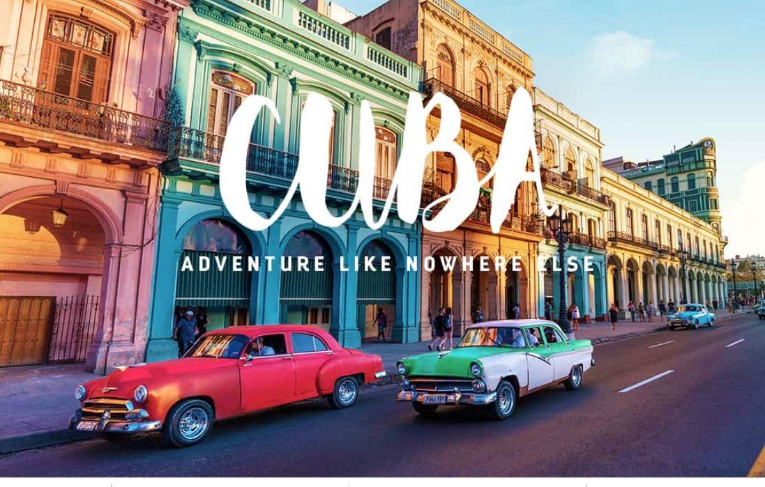 Cuba Suriname