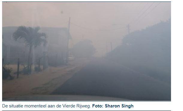 rook Paramaribo