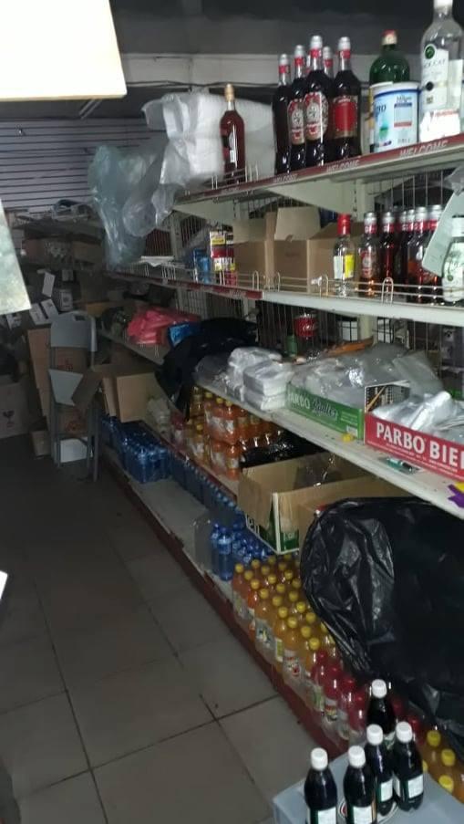 Supermarkt Suriname Paramaribo