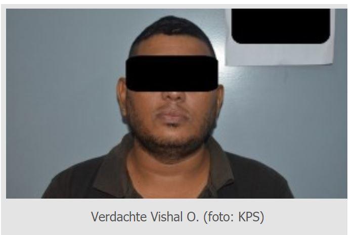 politie Suriname