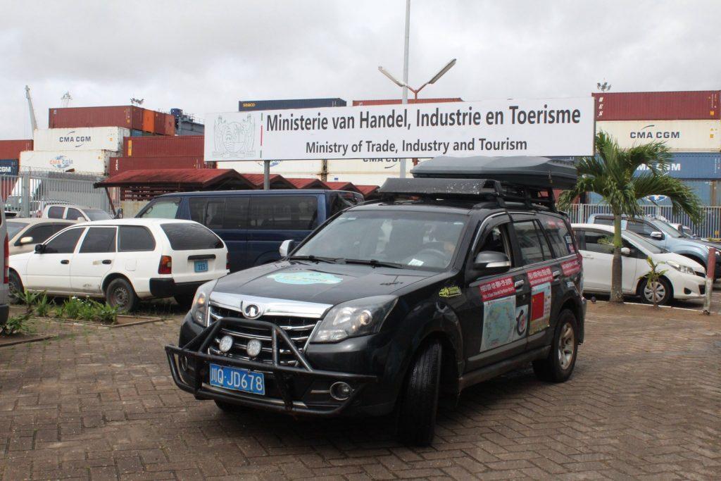 vakantie Suriname Paramaribo