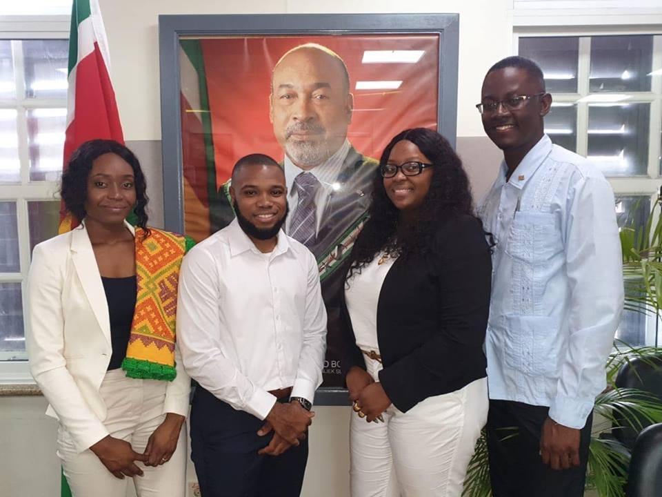 ambassadeur Suriname