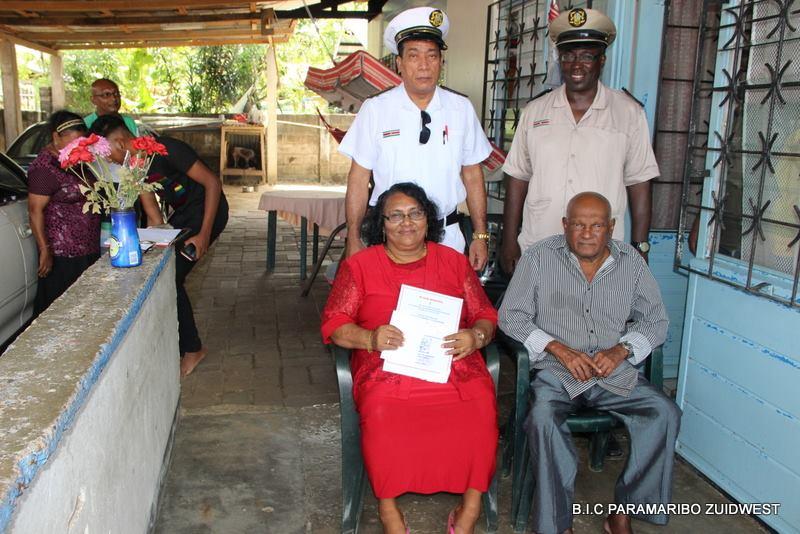 getrouwd Khargoe Kalloe Paramaribo Suriname