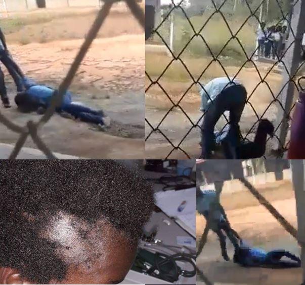 mishandeling Suriname