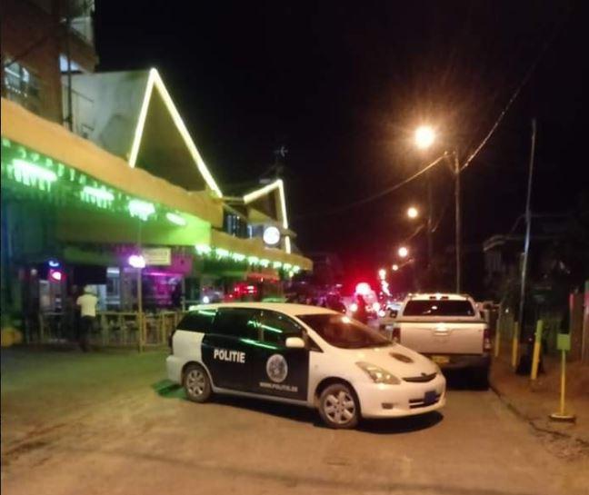 Suriname Paramaribo