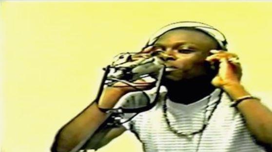 Suriname rapper