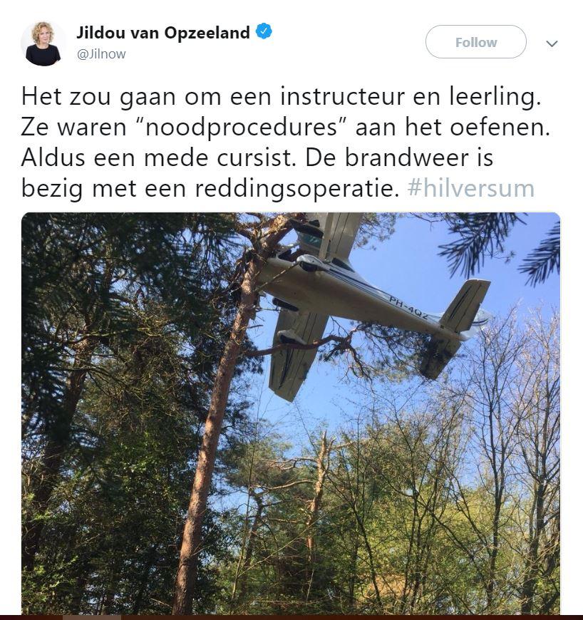 vliegtuig Nederland